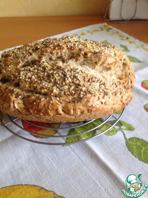 Быстрый хлеб в мультиварке рецепты