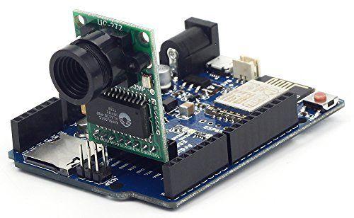 Arducam ESP8266 UNO Board and OV2640 Arducam Mini Module