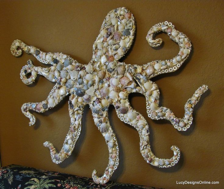 376 best sea shell crafts images on pinterest shells for Seashell mosaic art