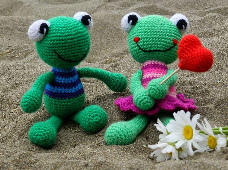 Las 25 mejores ideas sobre Patrones De Crochet De Animales ...