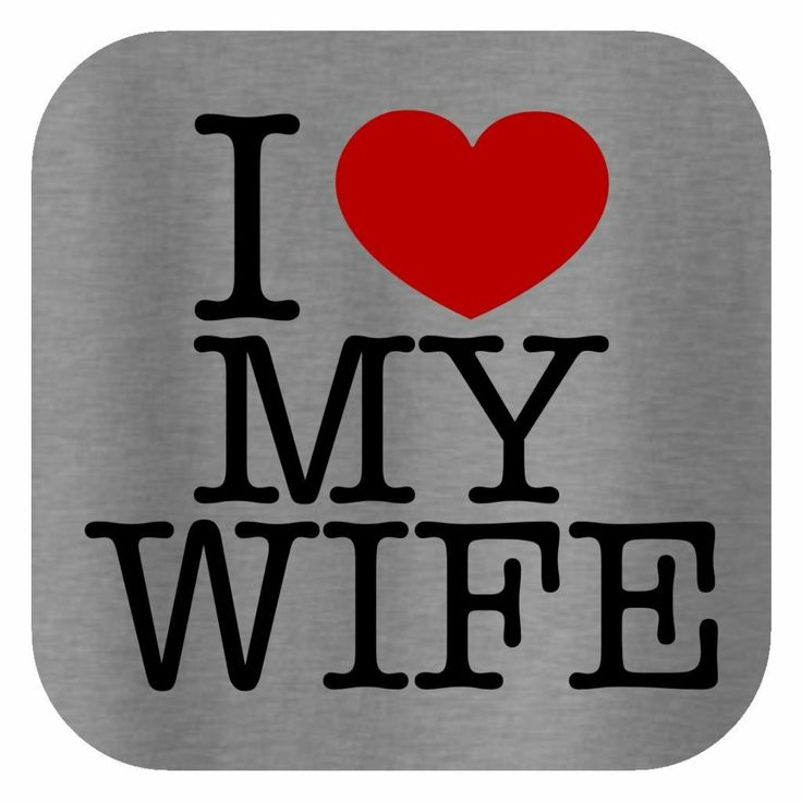 ThisWear I Love My Wife T-Shirt : All Wear