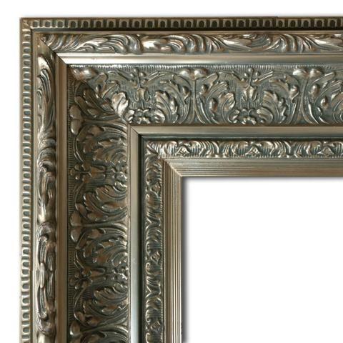 West Frames Ella Ornate Embossed Wood Picture Frame Antique Gold