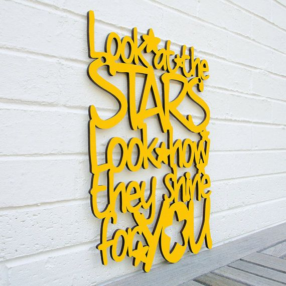 LOVE LOVE LOVE this! Look at the Stars Coldplay Chris Martin by spunkyfluff on Etsy