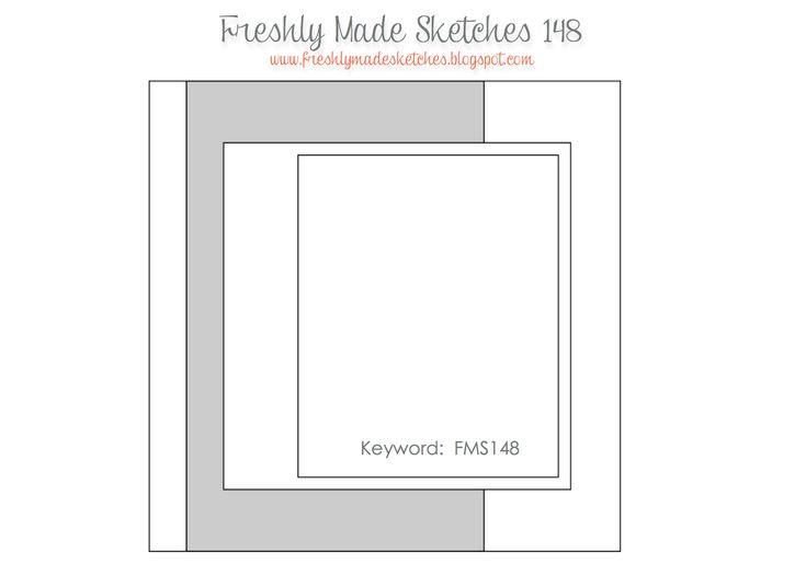 Freshly Made Sketches: Sketch #148 - A Sketch by Jen M.