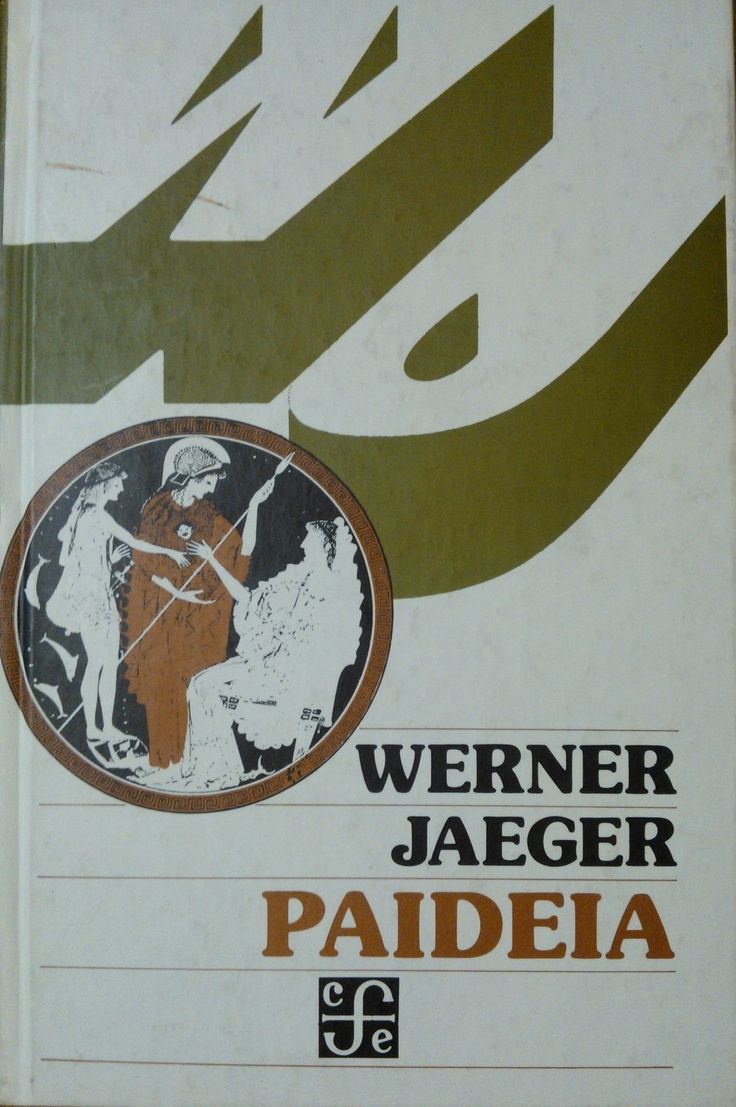 Werner Jaeger - Paideia #lagalatea