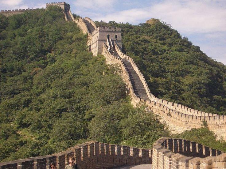 La Grande Muraglia, nota in Cina come Wanli Changcheng (Grande muraglia di 10.000 Lǐ),