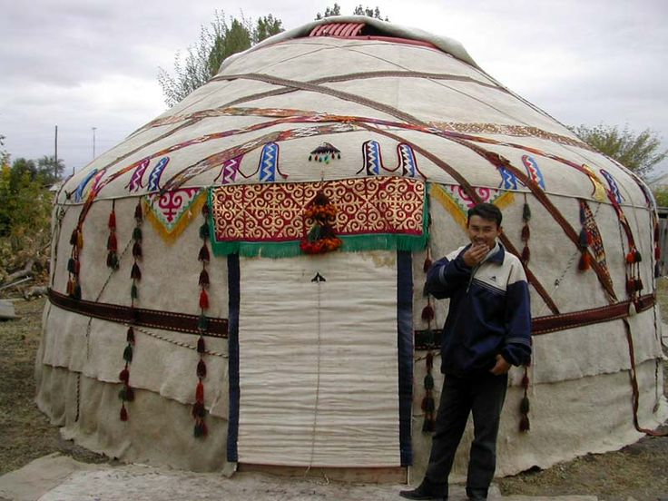 Yurts for Sale, Hand made Kazakh Yurt from Kazakhstan