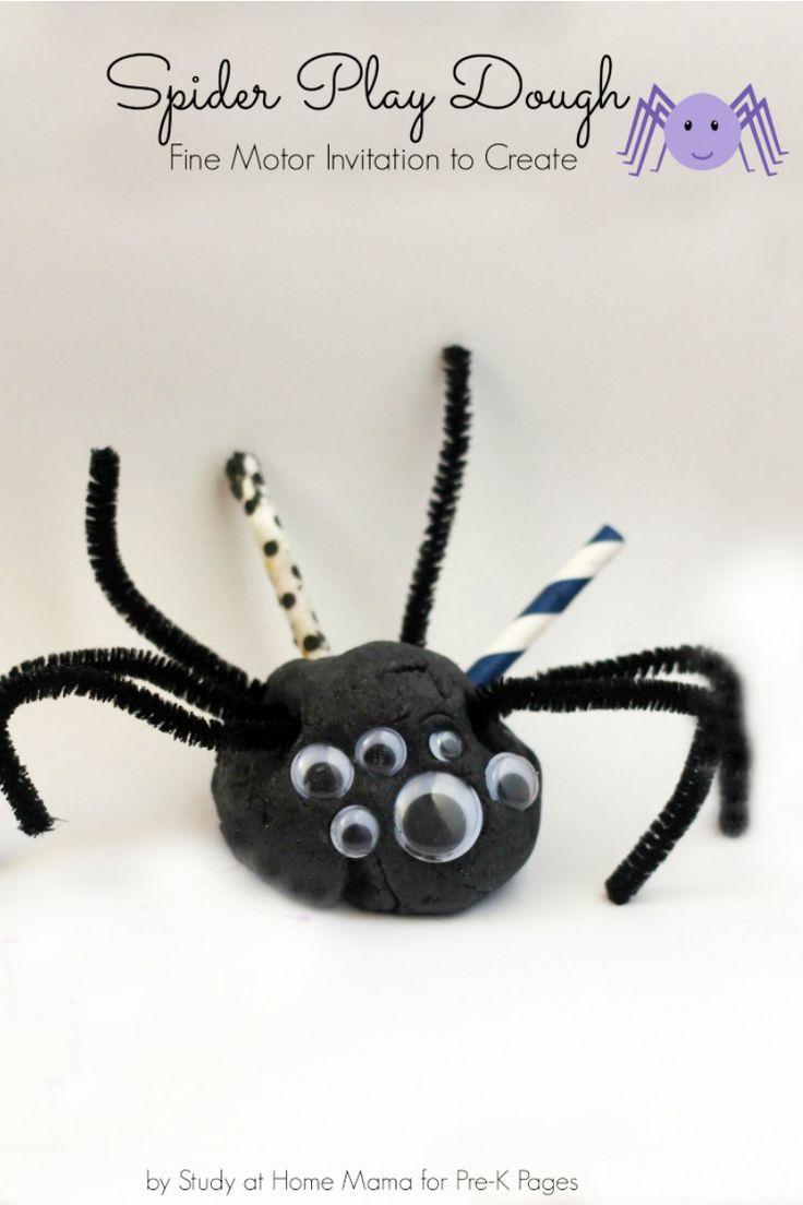 136 best spiders images on pinterest halloween activities