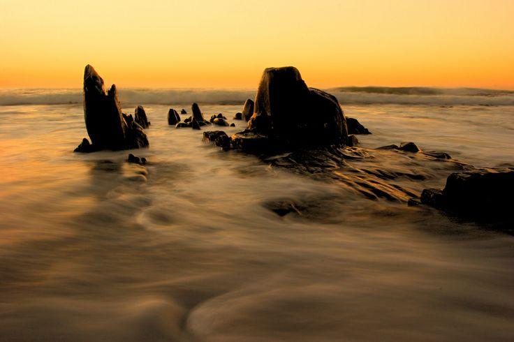 Sea Point Rocks Cape Town