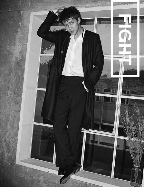 Sehun - 161115 ViVi website update Credit: ViVi.