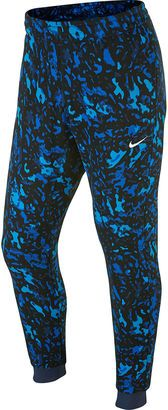 Nike Club Tapered Camo-Print Fleece Pants - Shop for women's Pants - Mn vy/white Pants