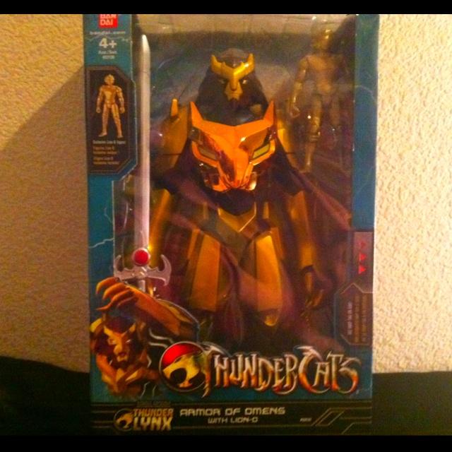 ThunderCats (2011) Armor of Omens  #Thundercats #Lion-O #Armorofomens #Thundercatshoooooooo #Leaderofthethundercats #Banditoys