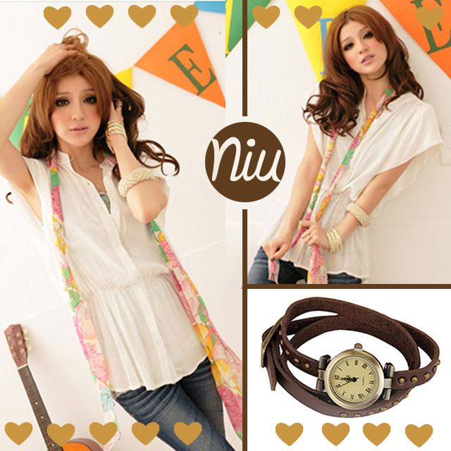 un outfit casual :) Encuentra esto y mucho más en: www.niuenlinea.co