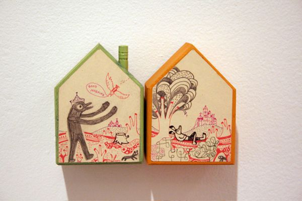Souther Salazar, Good Morning (little house)