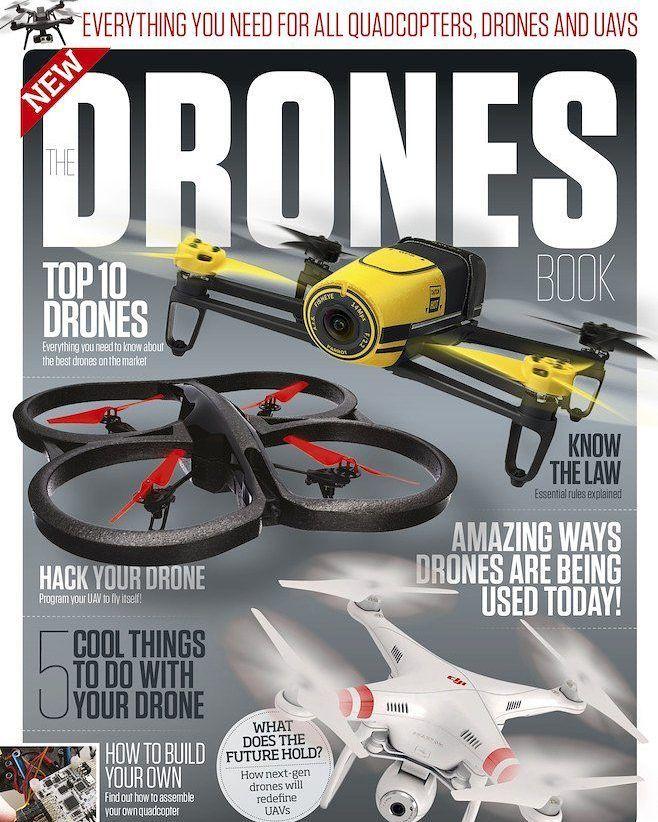 Something we liked from Instagram! The Drones Book Drone technology explained in this brand new bookazine #diydrone #drone #dronestagram #quadcopter #fpv #dronegear #dronelife #diy #droneracing #dronefly #fpvracing #dji #3dr #lumenier #hobby #uav #qav250 #arduino #3dprinter #3дпринтер #3dпринтер #дрон #мультикоптер #квадрокоптер #ардуино #сделайсам #хобби #беспилотник #коптер #своимируками by droneinventor check us out: http://bit.ly/1KyLetq
