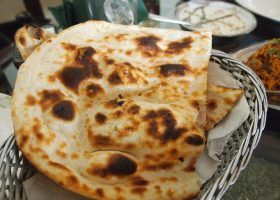 Tandoori Naan (Leavened Flatbreads)