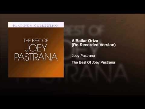 """""""A Bailar Oriza""""  - JOEY PASTRANA"""