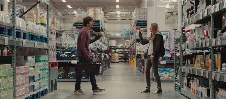 """STOP EVERYTHING: The """"Paper Towns"""" Trailer Is Here  - Seventeen.com"""
