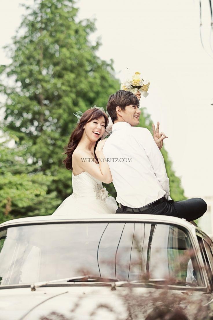Korea Pre-Wedding Photoshoots by WeddingRitz.com » Lace Studio Korea pre wedding photo shoot