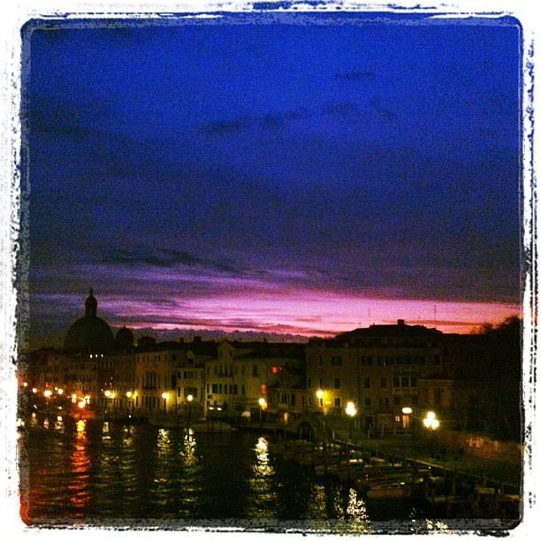 #venezia #alba #dawn