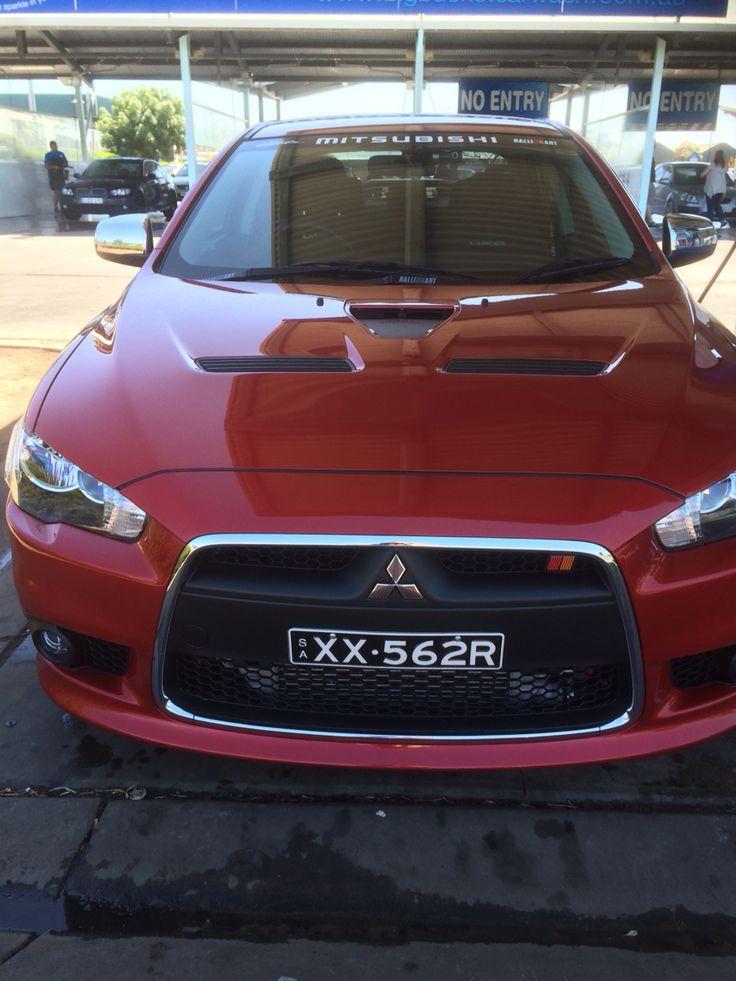 Mitsubishi Ralliart Lancer, 2011 L❤️VE my car