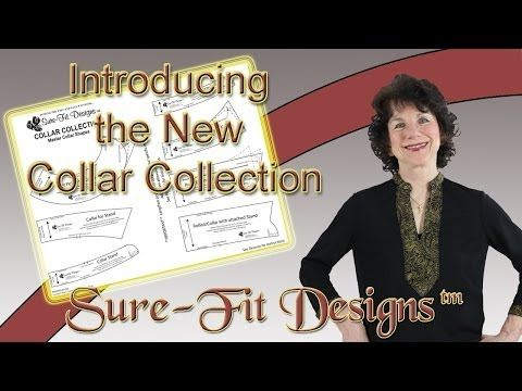 ▶ Tutorial: How to Draw & Design Collars - by Sure-Fit Designs - YouTube