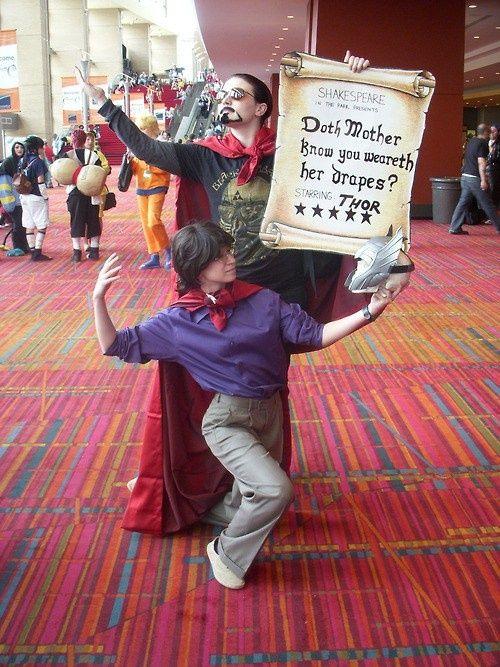 Best Avengers cosplay EVER!   http://cosplaycollections.blogspot.com