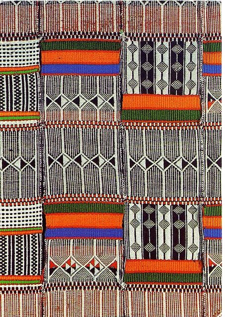 ...African textile