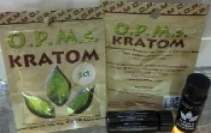O.P.M.s. - Kratom Capsules (3 count) for #Price: $29.95 #HeadedWest  #theheadedwest.com