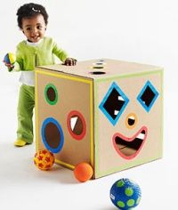 I want to try to make this for my infant classroom! :)