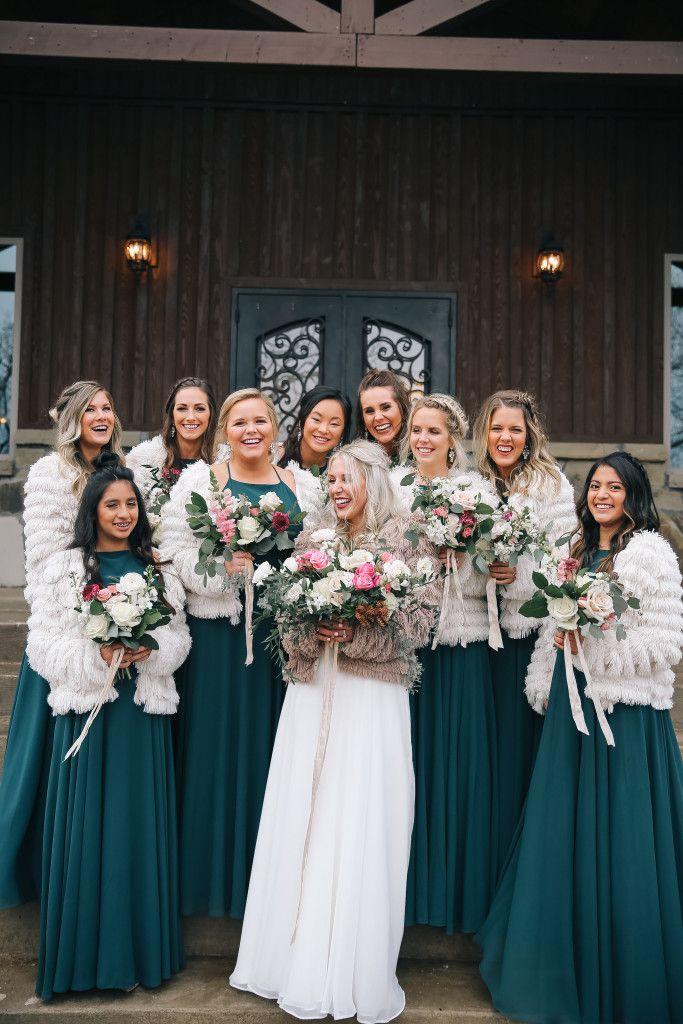 Wedding Venue Tulsa Oklahoma Turquoise Bridesmaid Dresses