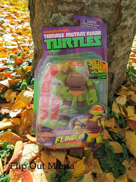 Flip Out Mama: Holiday Gift Guide: The Hottest Gifts For Boys are Teenage Mutant Ninja Turtles from Playmates Toys!