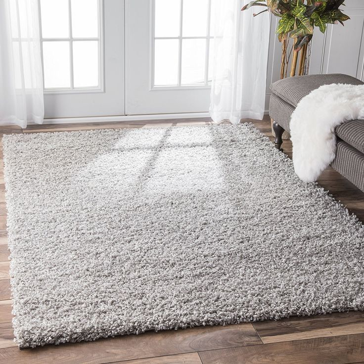 Plush Shag Area Rugs. Affiliate Link. Inexpensive rugs