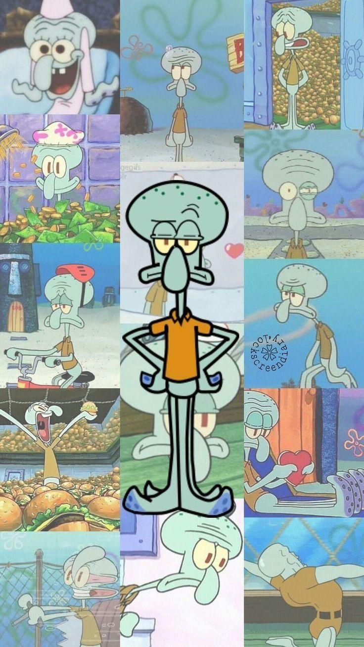 Aesthetic Wallpapers Spongebob And Patrick