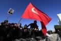 Union Générale Tunisiennes des Travailleurs (UGTT), Union des Travailleurs de Tunisie (UTT), Ennahdha et Moncef Marzouki ont appelé à une manifestation le 1er Mai à l'Avenue Habib Bourguiba et l'Avenue Mohamed V pour célébrer la fête du travail. Au menu également, 5200 touristes pour assister à cette manifestation au centre ville de Tunis, selon un [...]