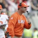 Clemson LSU Ohio State Alabama top first playoff rankings (Yahoo Sports)