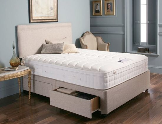 47 best images about storage beds on pinterest storage for Queen upholstered bed with drawers