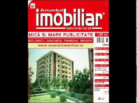 ANUNTUL IMOBILIAR - prezentare Ziar cu anunturi imobiliare  http://www.anuntulimobiliar.ro