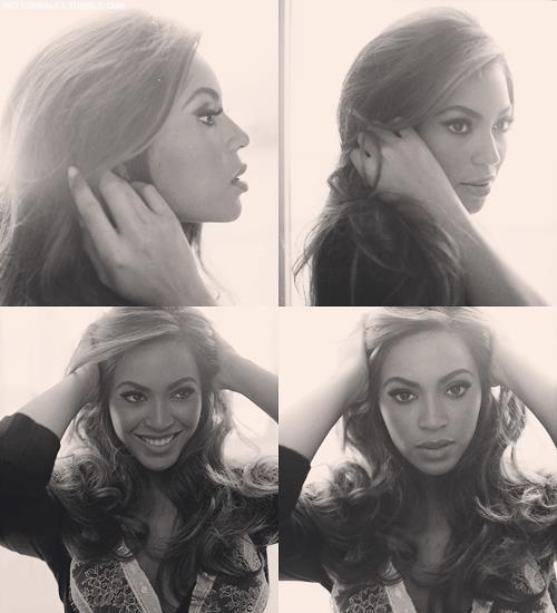 Beyonce is amazing, beautiful, talented, and FIERCE! Love her!