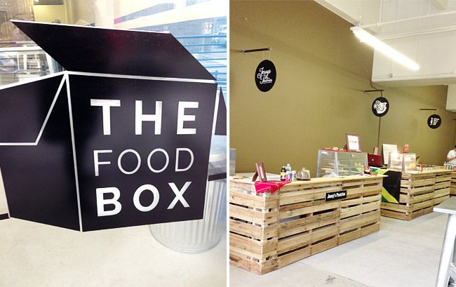Piece for NewYork.com: What to Eat at Long Island City's New Food Box