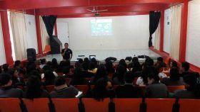 Más de 6 mil alumnos oaxaqueños reciben talleres sobre prevención del delito: SSPO