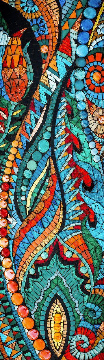 Julie Edmunds Artist | Four Panels