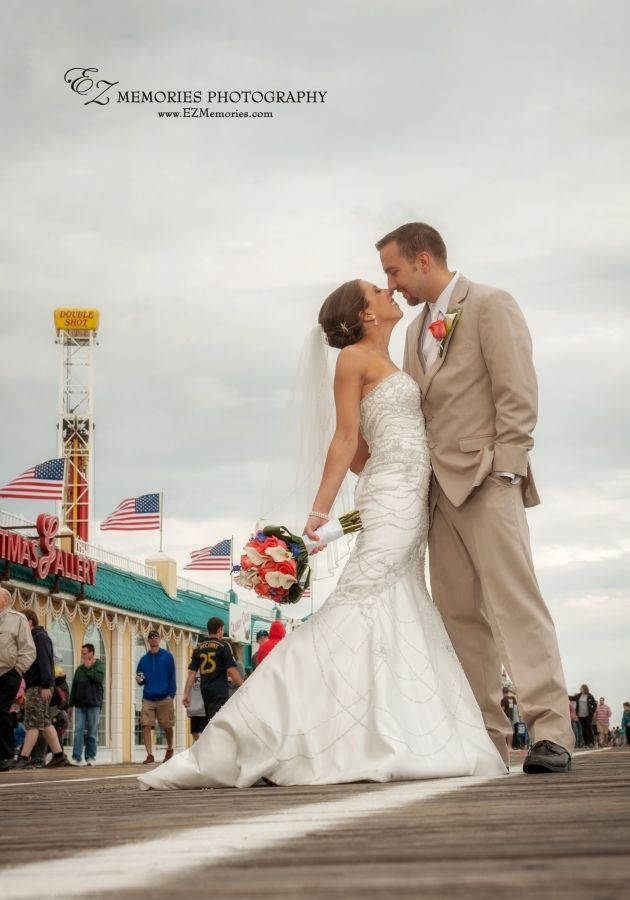 The Flanders Hotel Ocean City Nj Beach Wedding Photographer Ez Memories