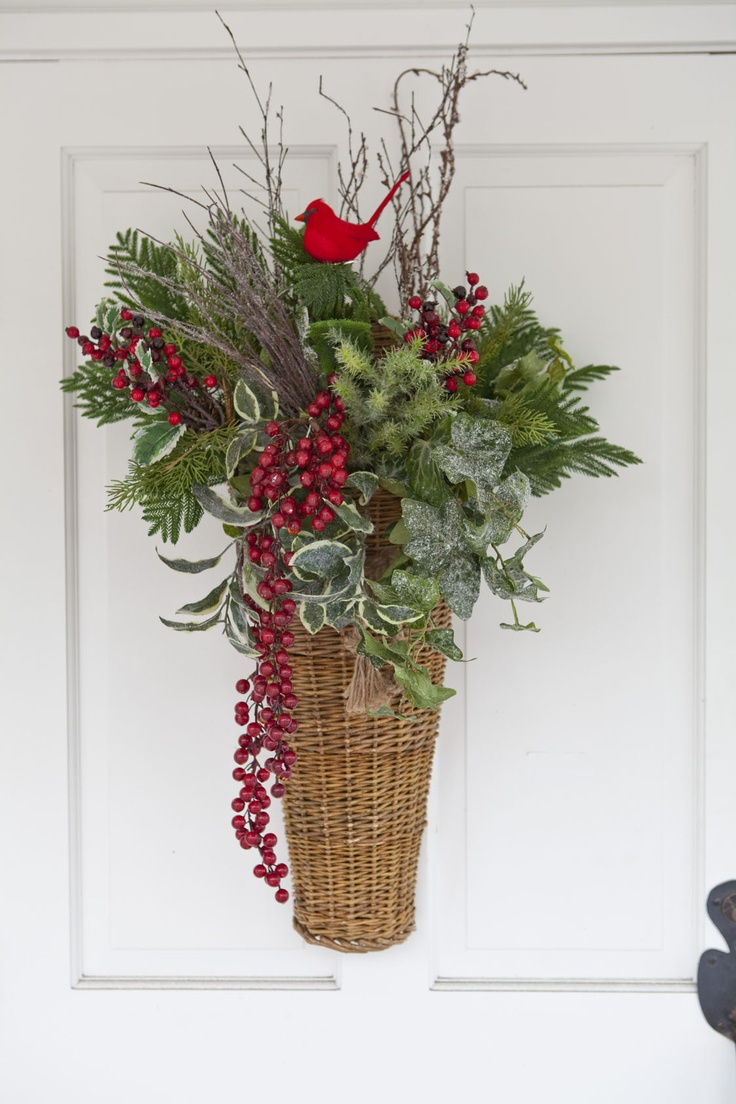 Best images about wreaths baskets on pinterest