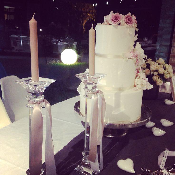 A dream wedding . Cake & set by Kikivakery .