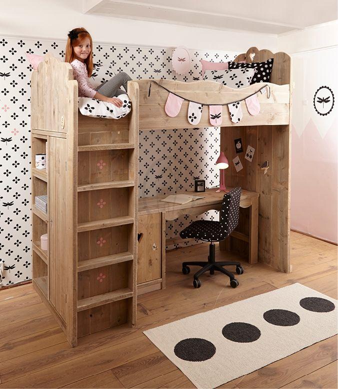 25 beste idee n over peuter meisje bedden op pinterest meisje peuter slaapkamer ledikant en - Pastel slaapkamer kind ...