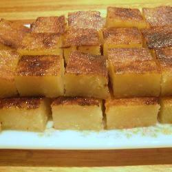 Bengka Ubi Kayu (Tapioca Cake) @ allrecipes.asia