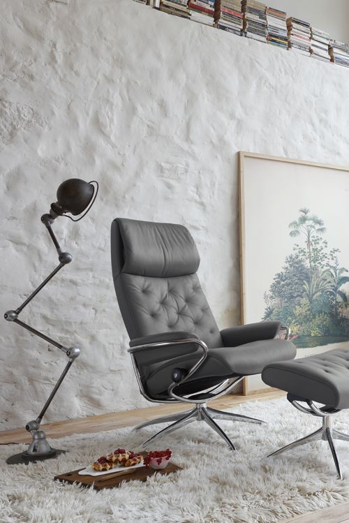 Modernes Design Und Unendlicher Komfort Vereinen Sich Im Schicken