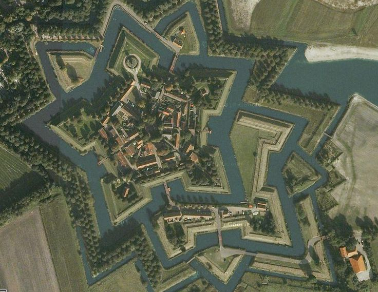 144 best Star Fort  Moat  Fortress images on Pinterest  Places