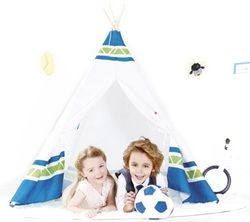 Hape Toys Blue Teepee Tent  $180.00 - from Well.ca